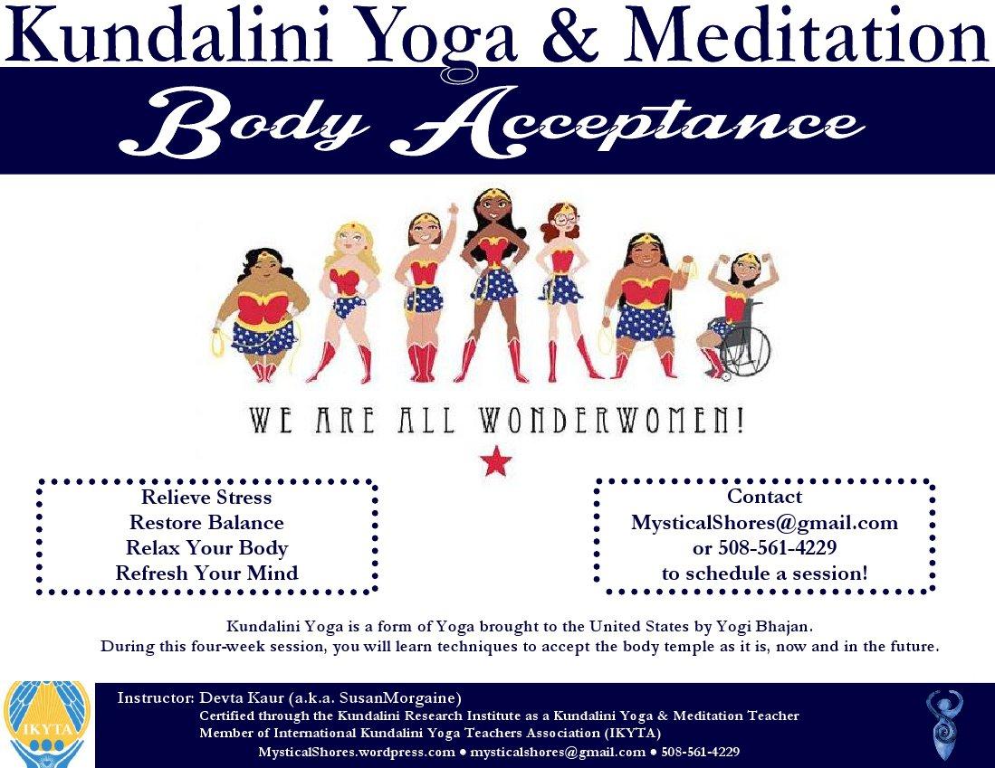 Kundalini Yoga & Meditation – Mystical Shores